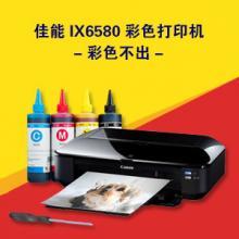 佳能IX6880彩色打印机-彩色不出