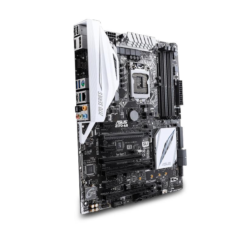 台式电脑华硕主板接线图