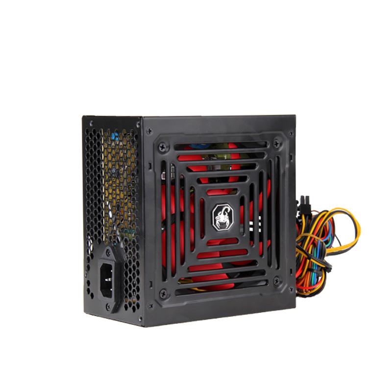 金色帝国悍将430gd台式机电脑静音电源组装机电源diy电脑电源