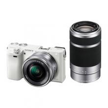 Sony/索尼 ILCE-A6000L(16-50,55-210mm) 高清微单单电双镜头相机