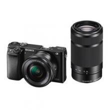 Sony/索尼 ILCE-A6300L(16-50,55-210mm) 高清4K微单双镜头照相机
